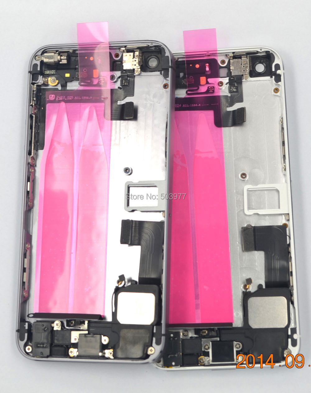 Customize your IMEI! For APPLE IPhone 5s chassis back housing FULL ...