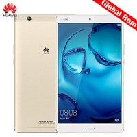 8.4 inç Huawei MediaPad M3 BTV-DL09 4G LTE Kirin 950 Octa çekirdek 4x2.3 GHz + 4x1.8 GHz EMUI 4.1 4 GB 32 GB/64 GB Telefon çağrı Tablet