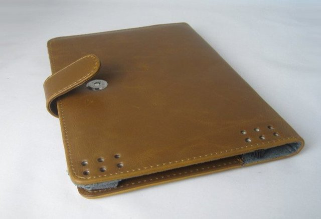Wholesale - Leather case for 7 inch tablet pc
