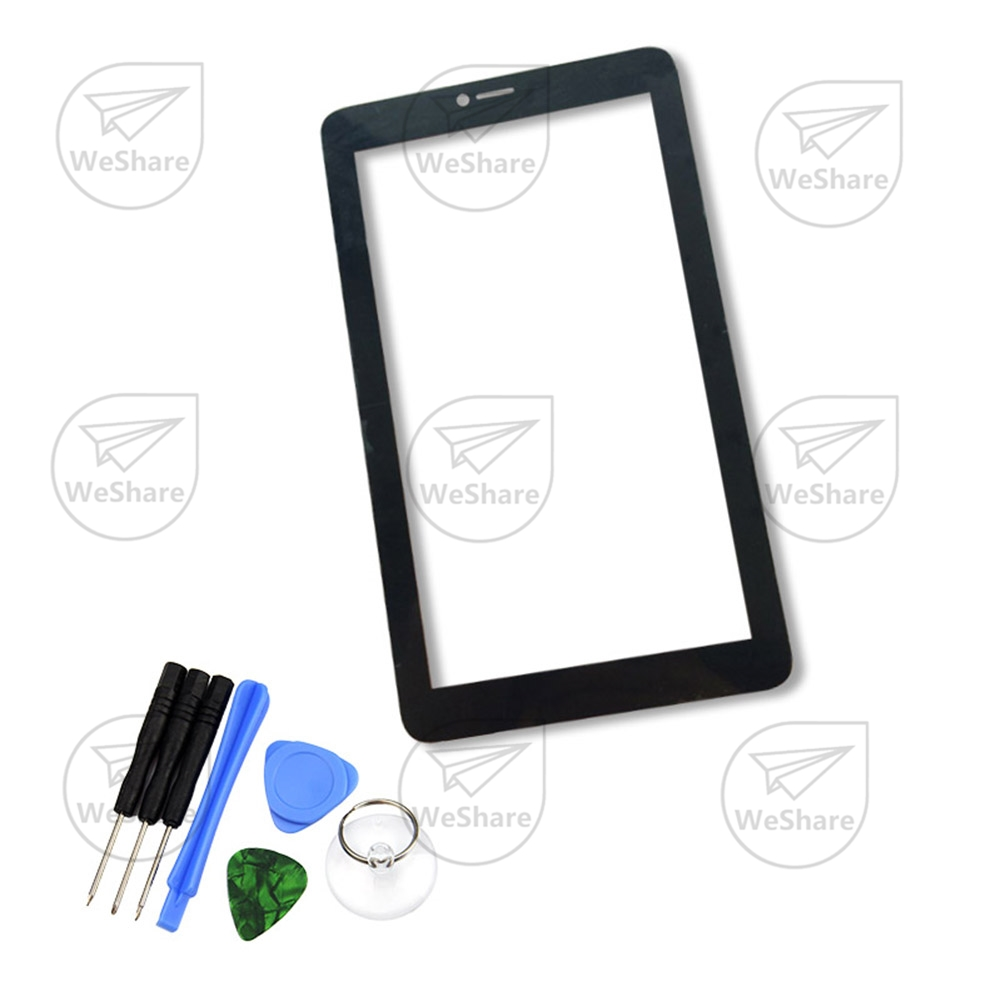 7 Inch Touch Screen 9002x 9002a For Alcatel One Touch PIXI 3 (7) 3G Tablet Glass Panel Digitizer Replacement Free Shipping