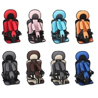 Children S Chairs Updated Version Safe Seat Baby Safety Seat Thickening Sponge Simple Portable Infant Children
