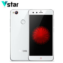 ZTE Nubia Z11 Mini 64GB LTE 5 inch Mobile Phone Octa Core Snapdragon 617 Fingerprint 3GB RAM Android Dual SIM 16.0MP