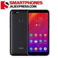 Lenovo A5 Global Version 3GB RAM 16GB ROM Mobile Phone MTK6739 Quad Core 5.45′ Smart Phone Fingerprint 4G-LTE Cellphone Lenovo Phones