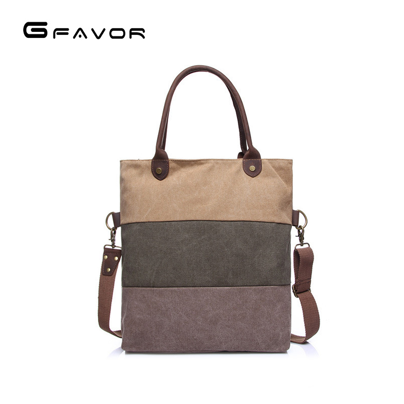 G-FAVOR Fashion Top-Handbags Women Shoulder Messenger Bags Korean Casual Business Crossbody Bag For Girls Primary School Bags
