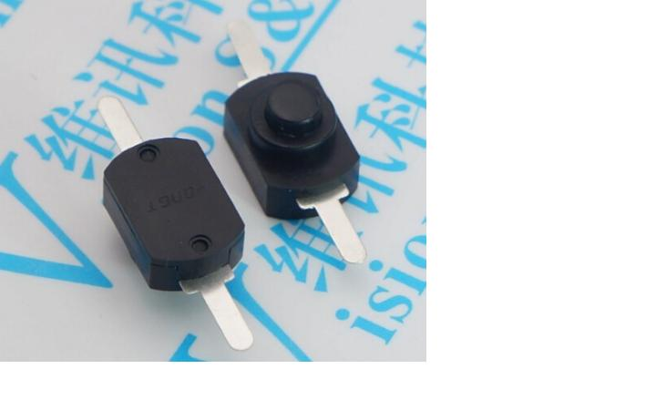 Sunny 50pcs 8.5*8.5mm Self-locked Push Button Switch White Micro Square Tact Switch Diy Electronic Switch 0.5a 30v 8.5x8.5 Computer & Office