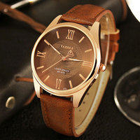 YAZOLE 2016 Man Wrist Watch Men Watches Top Brand Luxury Famous Male Clock Quartz Watch Casual