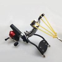 Slingshot Shooting Fishing Catapult Arrow Bow Sling Shot Strong slingshot fishing Compound bow Catch Fish High Velocity Hunting