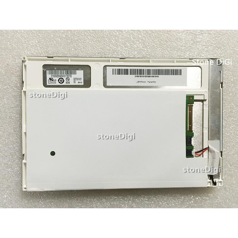 Free Shipping Original A Grade G070VW01 V 0 G070VW01 V0 7 inch LCD DISPLAY Screen Panel