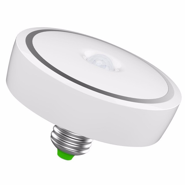 LED PIR Bewegungsmelder Deckenleuchte E27 85 265 V Led lampe 12 Watt ...