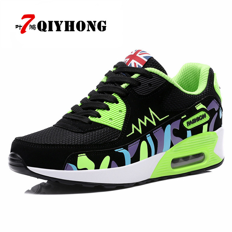 Breathable Sneaker Plants Hawaii Tropic Summer Palm Leaves with Tiger Man Low Cross Comfortable Rubber Walking Shoes