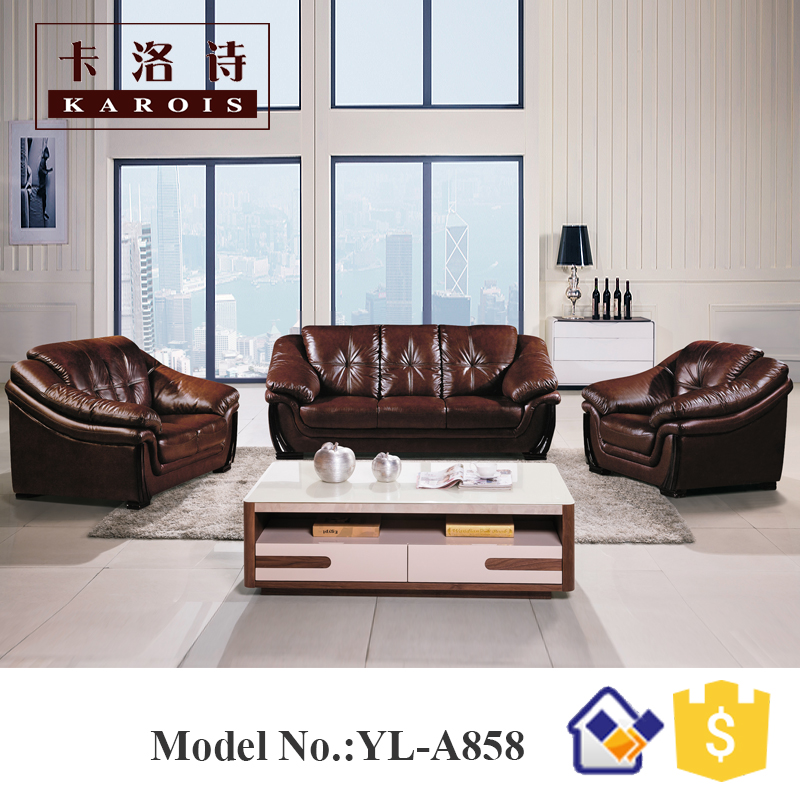 High Quality New Style Modern Designs Cheap Price India Living Room Sofa Set
