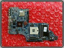 659998-001 for HP DV6 DV6-6000 laptop motherboard HM65 for Intel Discrete graphics motherboard 100% test passed!!! Free shipping