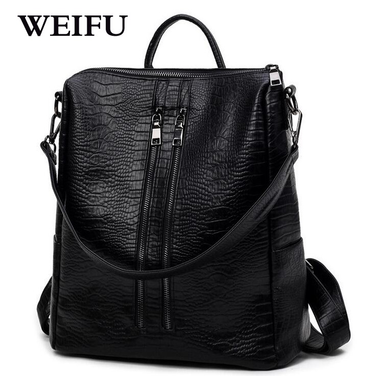 New women bag font b women s b font font b backpack b font Fashion Student