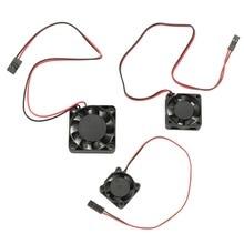 Hobbywing  5V -7V 150A DC Cooling Fan For RC Model Motor ESC 25mm 30mm 40mm Power Transfer