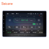 Seicane 10 1 Inch HD Touchscreen 2 DIN Android 7 1 Universal Car Radio GPS Navigation