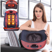 Free shipping+High quality Household Health Care Chair Heating Massage Pad Body Massage Chair As Seen on TV