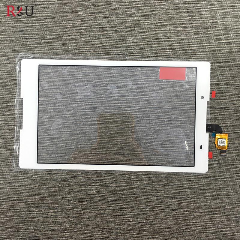 imágenes para R & T de la alta calidad de 8 pulgadas panel de la Pantalla Táctil de cristal Digitalizador de piezas de Repuesto Para lenovo tab3 tab3-850 tb3-850 tb3-850F tb3-850M
