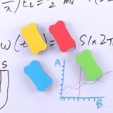 1PC Magnetic Blackboard Eraser Whiteboard Eraser Cleaner Dry Wipe Marker Pen Duster Whiteboard Eraser