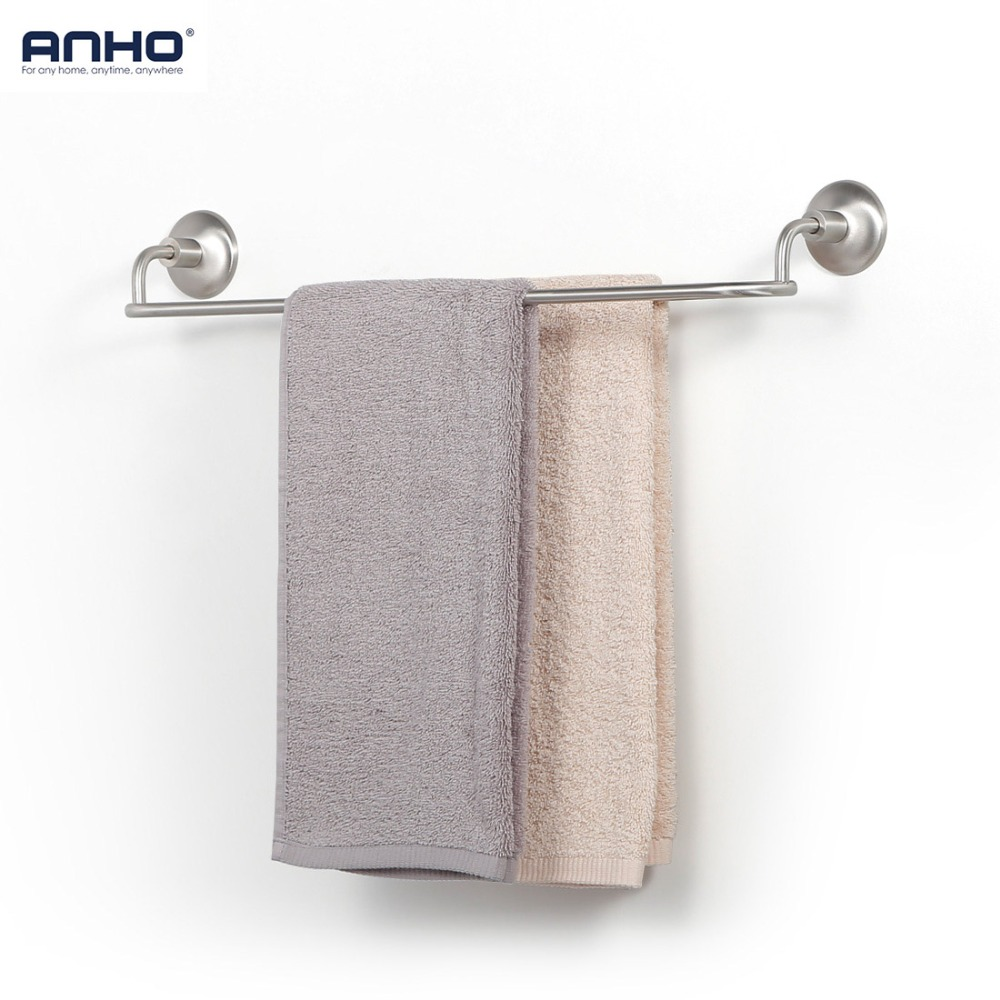 304 bath towel holder stainless steel double round tube - Bathroom towel holders accessories ...