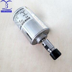 Image 2 - Démarreur CNC haute vitesse 12 48V ER11, moteur à Mini broche 12000 W, 200 tr/min, moteur à broche, bricolage, gravure, fraisage, meulage
