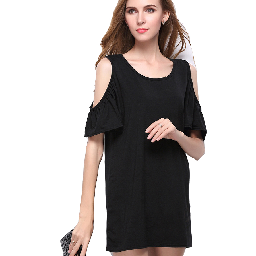 518dfb5aeae48 New Hot Women Summer Sexy Dresses Above Knee Mini Casual Empire ...