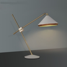 LFH Post-modern  table lamp Nordic minimalist creative fashion personality warm bedroom decoration learning bedside table lamp цена