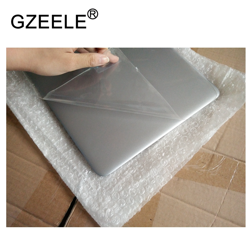 GZEELE New for HP for EliteBook 840 G3 A shell 6070B1020701 821161 001 LCD Back Cover top cover Back Rear Lid case silver
