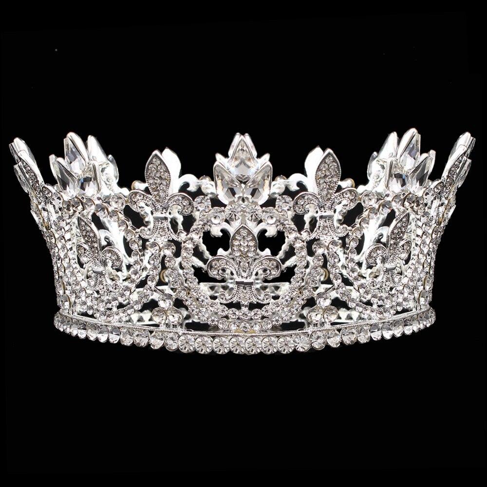 تيجان ملكية  امبراطورية فاخرة Iris-Flower-crown-font-b-tiara-b-font-font-b-wedding-b-font-crown-bride-womens
