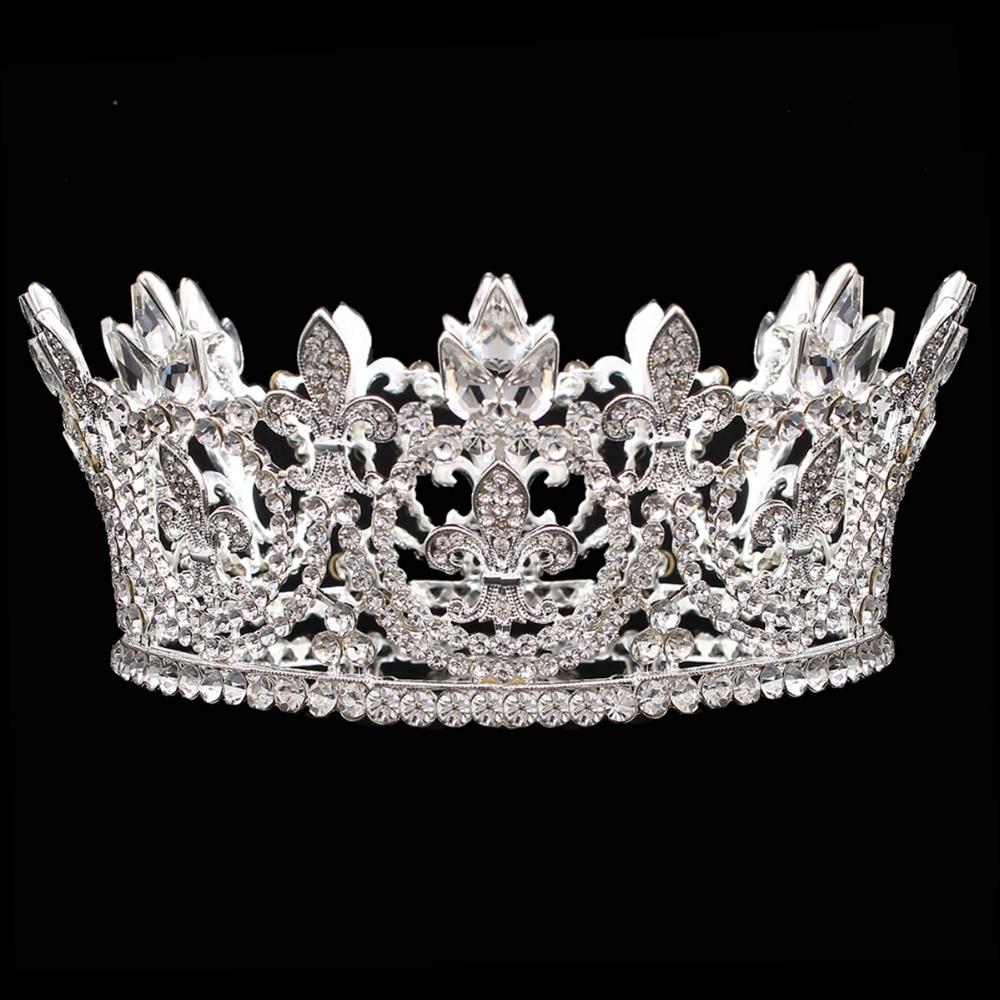 Iris Flower crown tiara wedding crown bride womens wedding ...