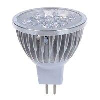 10x mr16 4ワット4 ledウォームホワイト省エネスポットライトライトランプ電球12ボルト暖かい白色