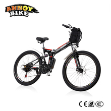New Cool 26 48v 60km 70km 20Ah 25Ah Electric Folding Mountain Bike Electric Folding Road Bike