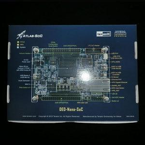 Image 2 - P0286 DE0 Nano SoC Kit für Hardware Entwicklung Board Zyklon V SE 5CSEMA4U23C6N + 800 MHz Dual core ARM Cortex A9 prozessor