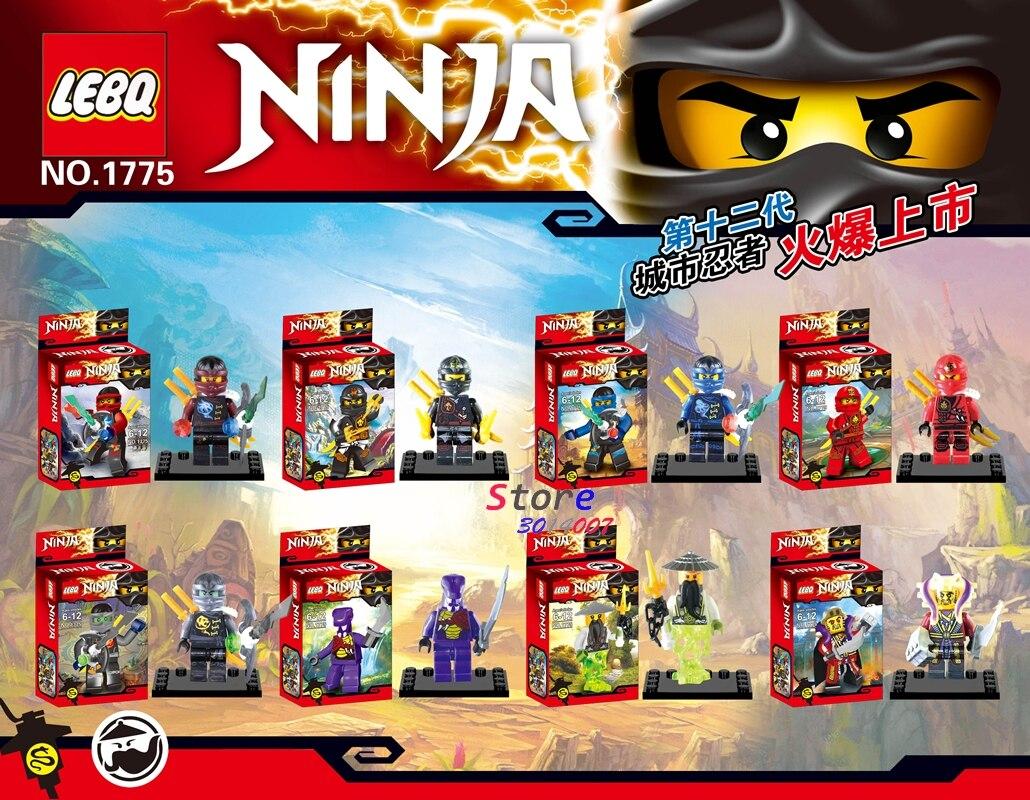 80pcs starwars SUPERHERO JR1775 Ninja Comics building block action figure bricks friends for boy house games kids children toy