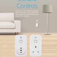 Broadlink  SP2  UK CL Mini Night Light Wifi Socket Plug Outl