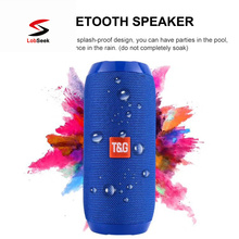 Get more info on the New Portable Outdoor bluetooth speaker waterproof Loudspeaker Wireless Mini Column Music Player Support TF Card Hi-Fi Boxes