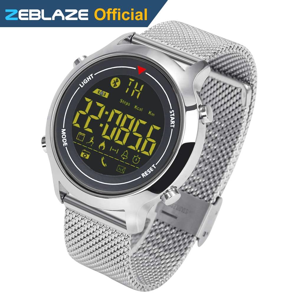New Zeblaze VIBE Hiking Sports font b Smart b font font b Watch b font 5ATM