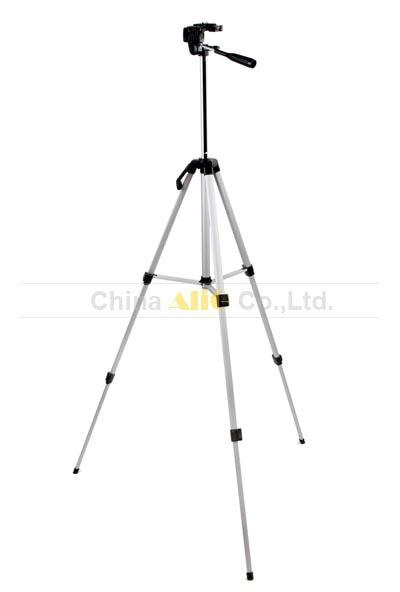 Lightweight Camera Tripod with Quick Release Plate Fits for 80D 600D 700D D5100 D5200 D5500 D3200