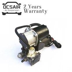 Zawieszenie pneumatyczne sprężarki Hitachi wersja dla Land Rover Discovery 3 i 4 (LR3 LR4) range Rover Sport jazdy powietrza pompa LR023964 w Amortyzatory i rozpórki od Samochody i motocykle na