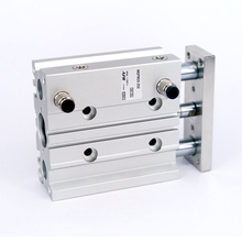air Cylinder MGPM32-40Z MGPM32-50Z Thin cylinder with rod Three axis three bar Pneumatic components MGPL32-40Z MGPL32-50Z AFR