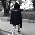 2017 Gosha Rubchinskiy Oversized Hoodie Vetements Men Hip Hop Sweatshirt Streetwear Pullover Men's Fear Of God Sudaderas Hombre