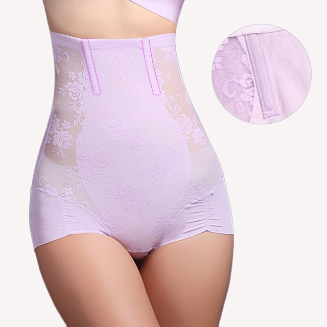 CR Beauty Slim Pants lift Shapers Control Body Shaper slimming Underwear For Women After Pregnant Waist Trainer Bodysuit AC071