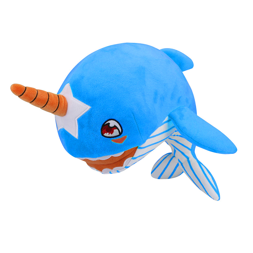 Provided Soft Dolls Baby Cartoon Narwhal Toys With Music Cute Animal Plush Baby Toy Dolls Singing English Song For Gift Children Girl Soft And Antislippery Stuffed & Plush Animals Toys & Hobbies