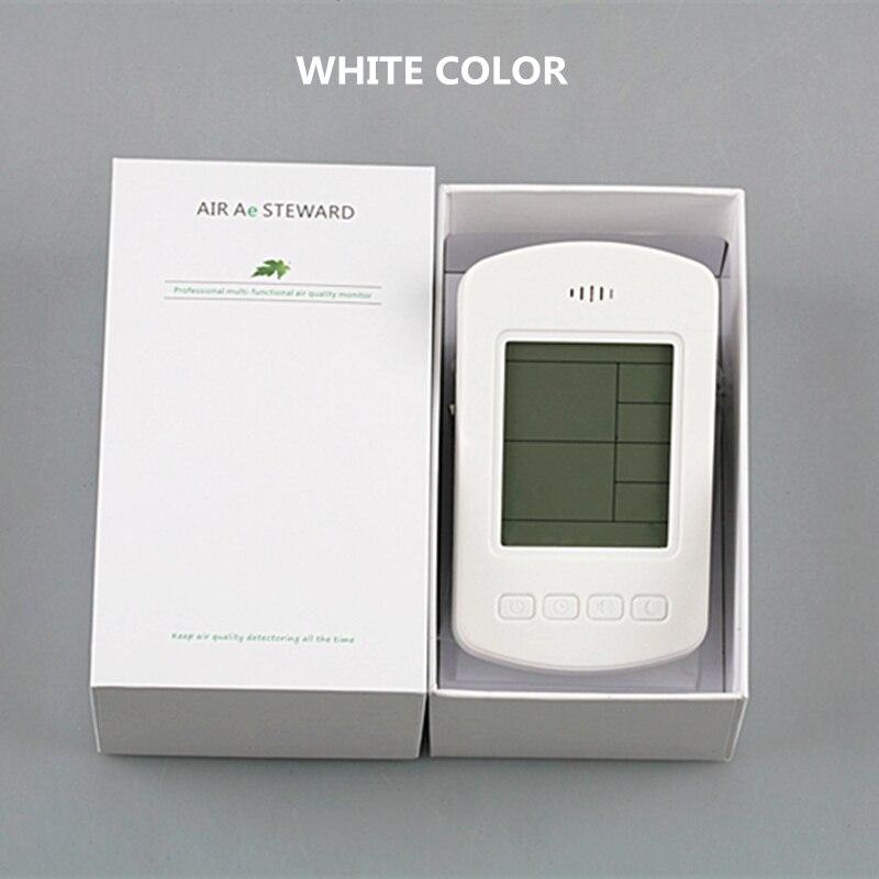 цены  Free shipping personal home use odor sensor smart home sensor air quality detector pm2.5 monitor pm10 formaldehyde tvoc sensor