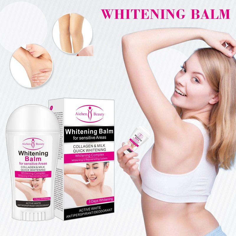 Aichun Beauty Deodorant Stone Crystal Alum Deodorant Stick Antiperspirant Man Woman Underarm Deodorant Antiperspirant Cream