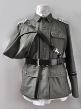 Немецкий армейский офицер Второй мировой войны, кожаный ремень через плечо с пряжкой, размер M L XL