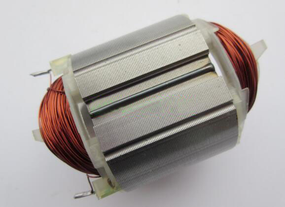 AC220V Electric Hammer 4 Pins 36mm Core Motor Stator for for Bosch GBH2-20SE ac220v stainless steel shell 4 cable electric motor stator for hitachi tch 355hb