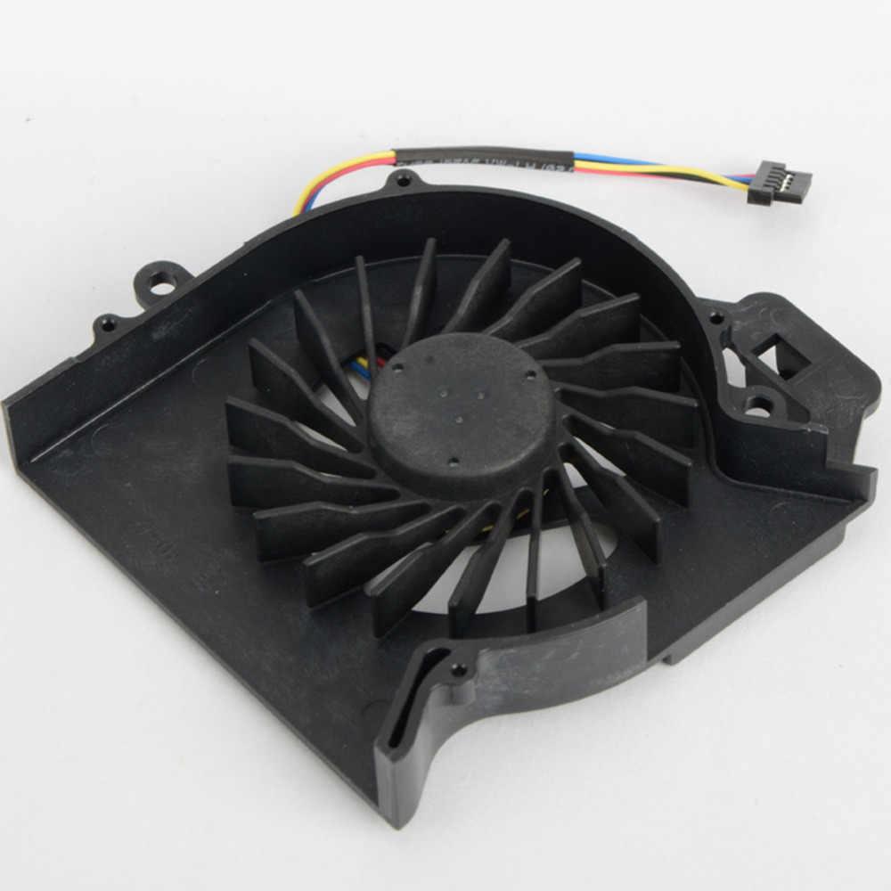 Komputer Notebook Pengganti CPU Kipas Pendingin Cocok untuk HP DV6-6000 DV6-6050 DV6-6090 DV6-6100 Laptop Cooler Fan