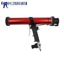 Taiwan's Chang Hong glue gun pneumatic caulking gun -AG600 upholstered walls glass glue gun 600ML soft pack