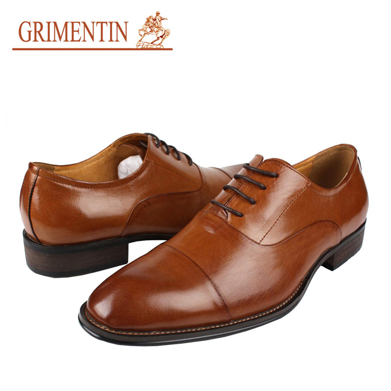 Chaussures à bout rond grises homme DzOKCEtuo