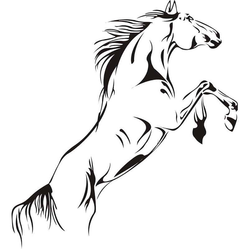 Bedroom Decor Horses